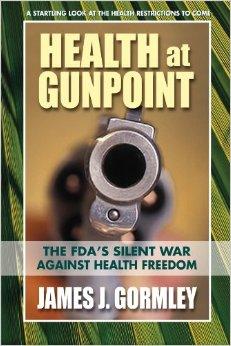 GormleyBook--Health at Gunpoint
